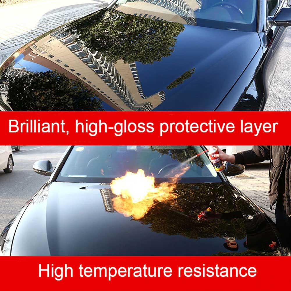 Coating Polishing Crystal Plating spray auto