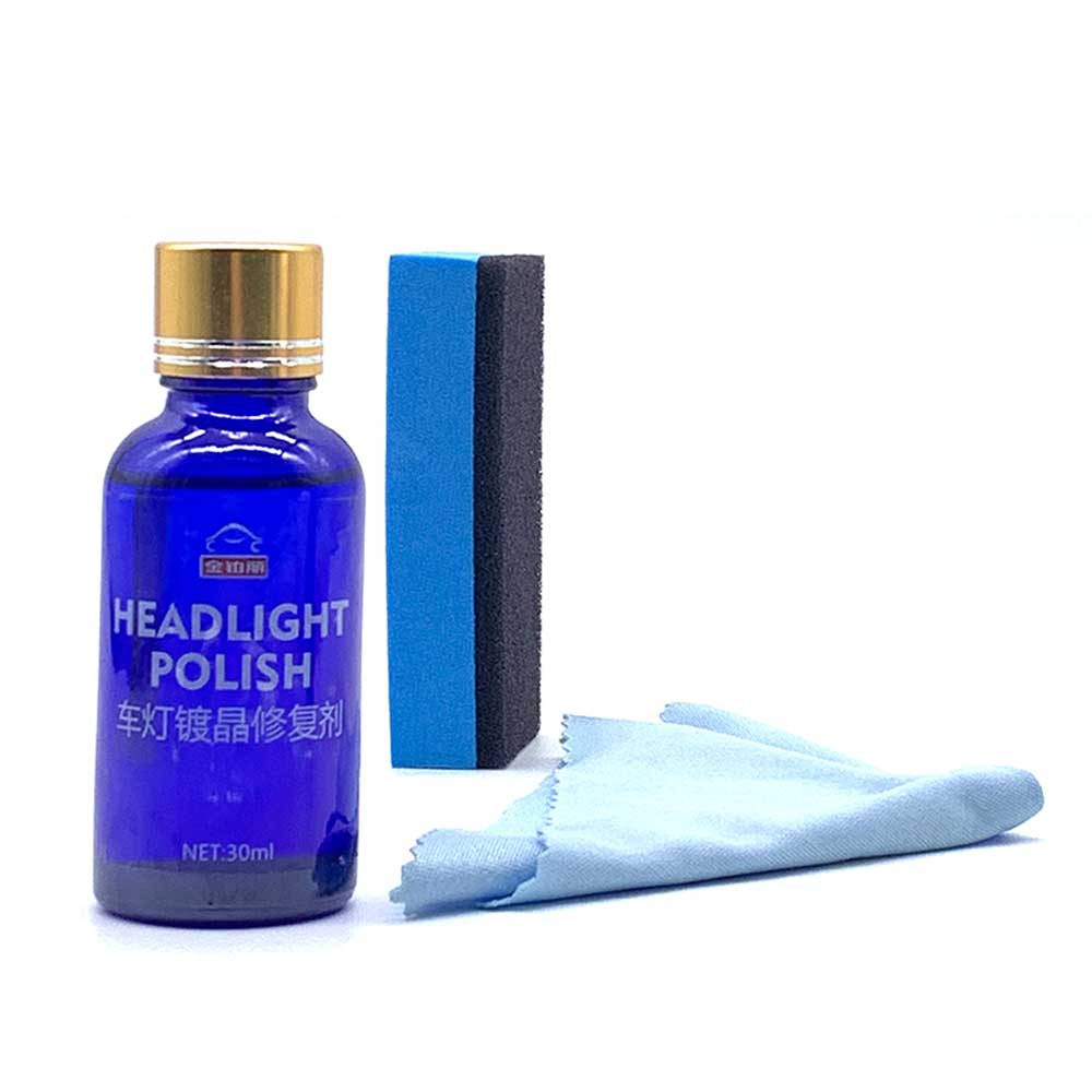 Headlight-Polish-solutie