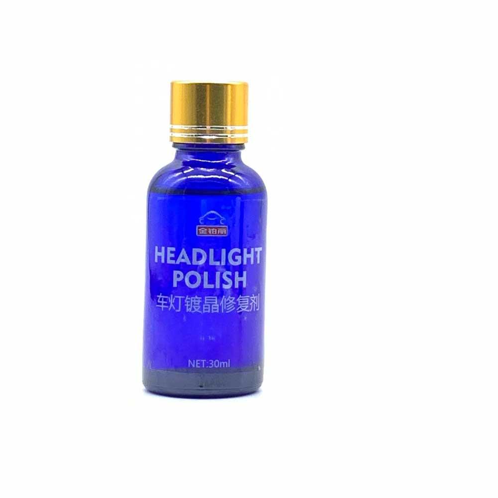 Headlight-Polish