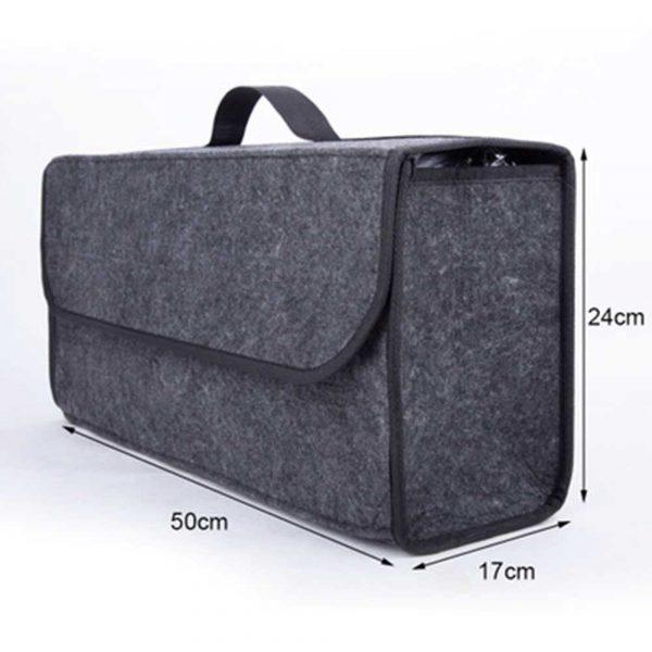 Travel-Bag-Soft-Woolen-Felt-geanta-masina
